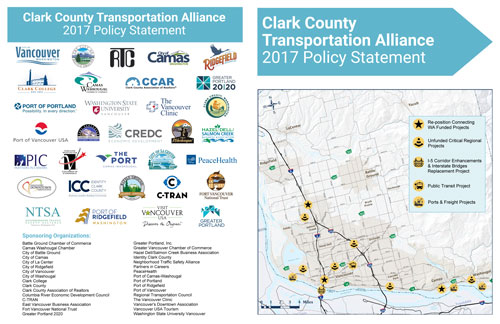 Clark County Transporation Alliance 2017 Policy Statement